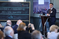 Thursday 27th June 2019. Joint ESAF/INGSA meeting in Trinity College Dublin. Picture Jason Clarke